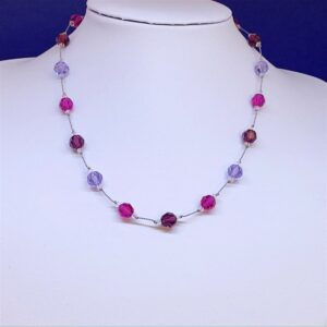 Swarovski crystal necklace